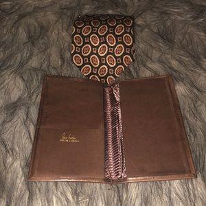 Duomo Milano tie & Prince Gardner wallet